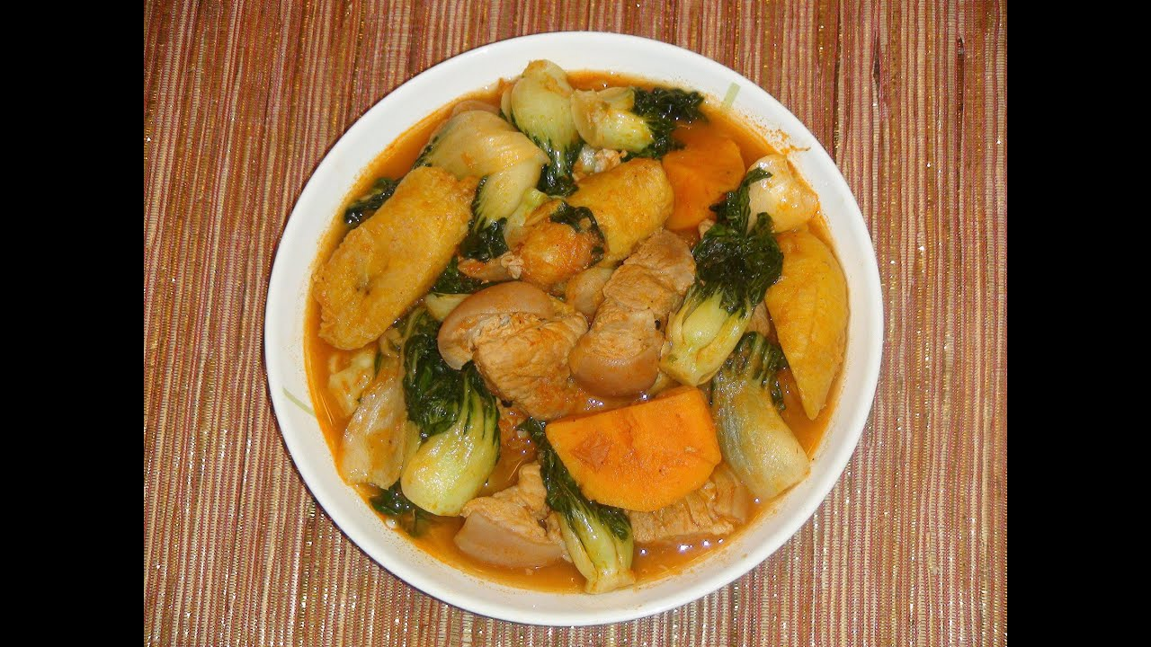 Pinoy Food Recipe Tagalog
