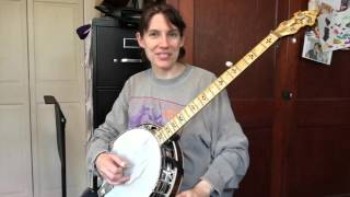 Big Black Train - Excerpt from the Custom Banjo Lesson from The Murphy Method