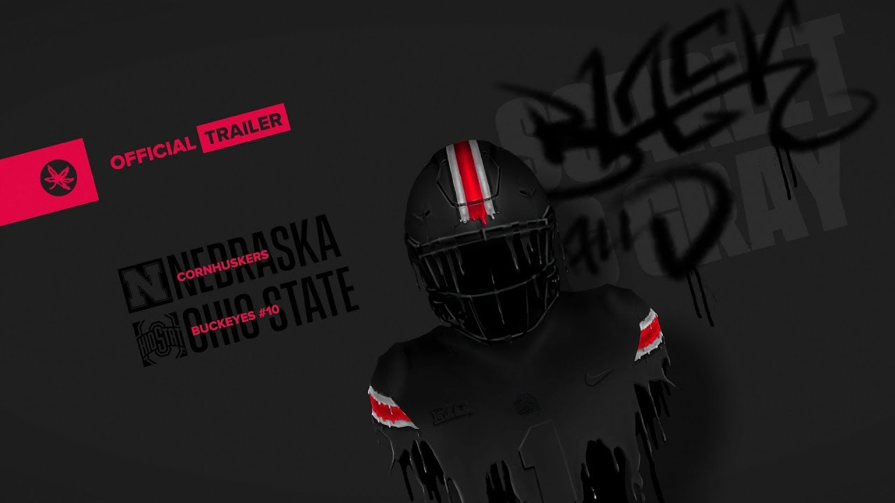 Ohio State Vs Nebraska Trailer They Re Back