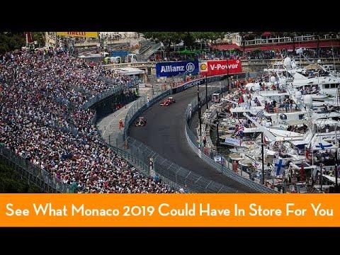 Monaco Grand Prix VIP SuperYacht 2018