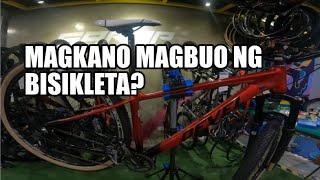 Mag-buo Tayo ng Bike - Devel TechTeam Alloy