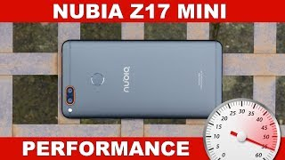 Nubia Z17 Mini: Performance, Gaming & Benchmarks