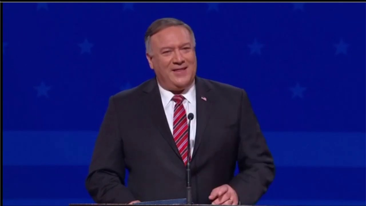 Mike Pompeo's Remarks at Prestonwood Baptist Church