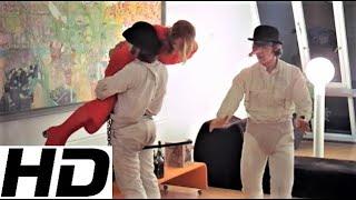 A Clockwork Orange • Singin' in the Rain • Gene Kelly