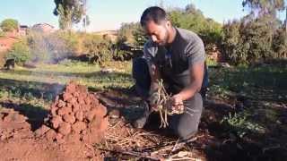Travel In Peru: How To Bake Potatoes Underground (huatia)