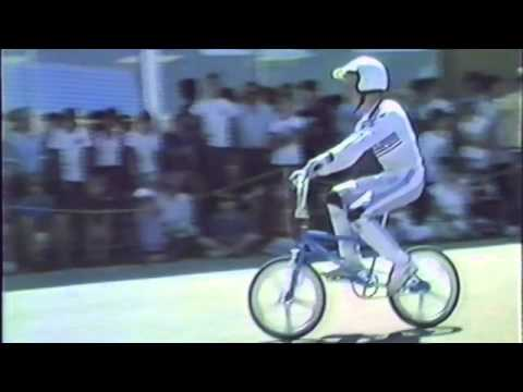 CW FREESTYLE BMX TOUR 1986
