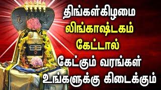 POWERFUL LINGASHTAKAM BRINGS SUĊCESS FOR YOU | Lord Shiva Lingashtakam Songs| Best Lord Shivan Songs
