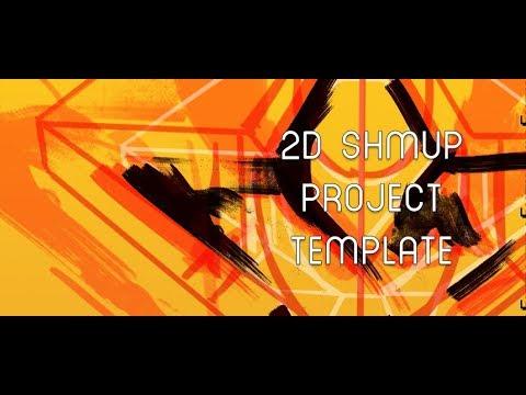 2D Shmup Template- Unity Asset Store