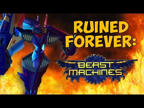 Ruined FOREVER: Beast Machines