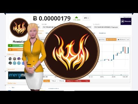 phoenix coin cryptocurrency