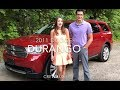 Dodge Durango Crew Lux Expert Review From the Owner. Large SUV - Worth Considering!