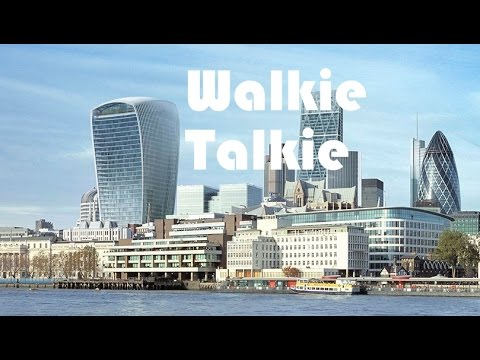 The Walkie Talkie & Sky Garden, 20 Fenchurch Street