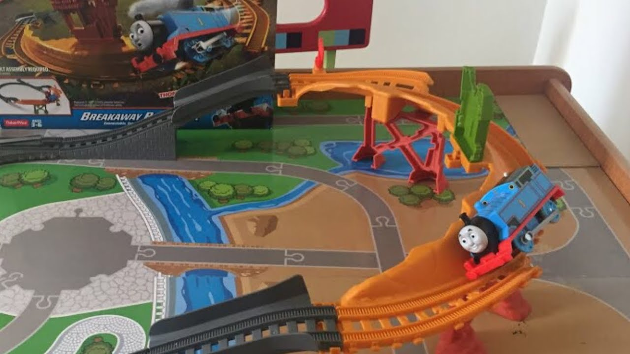 Fisher price thomas amp friends trackmaster treasure chase set new - Fisher Price Thomas Amp Friends Trackmaster Treasure Chase Set New 71