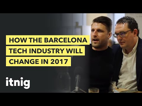Challenges and possibilities facing Barcelona startups in 2017