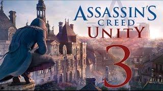 Прохождение Assassin's Creed Unity — Часть 3: Тюрьма