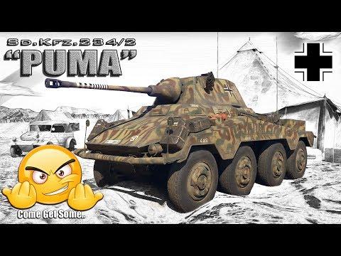 """War Thunder: Puma, """"Come Get Some"""""""
