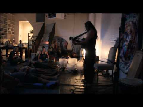 My Heart Sings With the Cosmos :: A Shamanic Concert with Darren Austin Hall