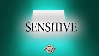 Sensitive | Ghost Stories, Paranormal, Supernatural, Hauntings, Horror