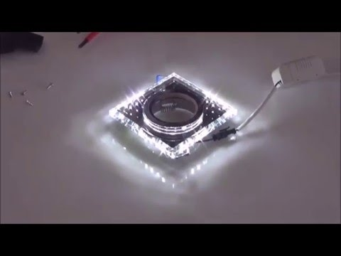 tutorial jak pod czy opraw halogen oczko led candellux bialy pasek led youtube. Black Bedroom Furniture Sets. Home Design Ideas