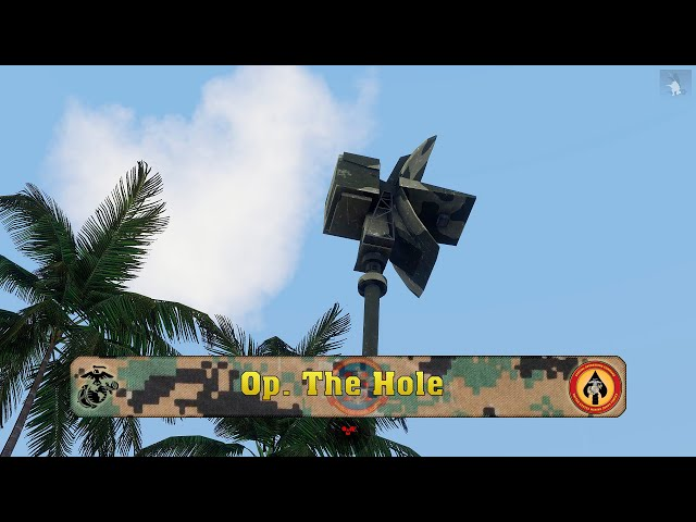 Op The Hole | G.O.S N'ziwasogo | 11thMEU | Arma 3