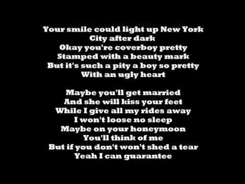 Download lagu Mp3 Lyric Video| G.R.L. - Ugly Heart terbaru