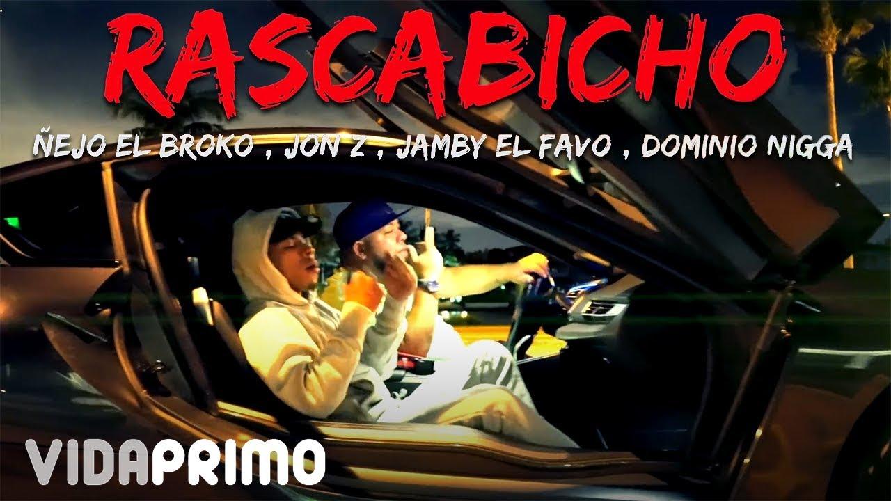 Ñejo ✖ Jon Z ✖ El Dominio ✖ Jamby - Rascabicho [Official Video]