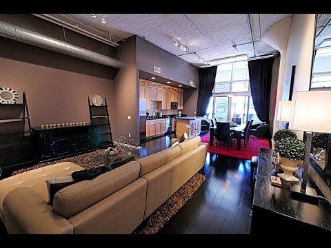 Houses for Rent in Columbus | Top Floor Arena District Luxury | Columbus, OH (NEW FOOTAGE)