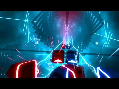 Beat Saber:  Daft Punk - Harder, Better, Faster, Stronger  (custom Level)
