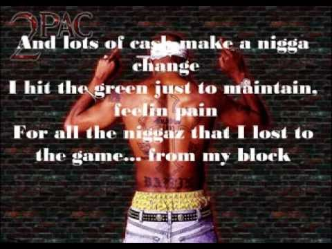 2Pac-My Block Lyrics