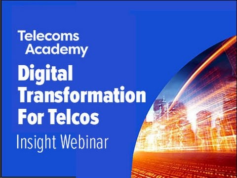 Digital Transformation for Telcos (April 2017)