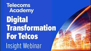 Digital Transformation for Telcos (April 2017)