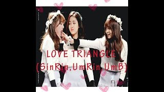 [GFRIEND] This Love Triangle is REAL!!(YeSinJi)
