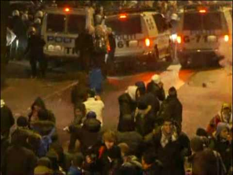 """Just Another Day of Riots and Looting for """"Peace"""" in Gaza - Oslo, Norway"""