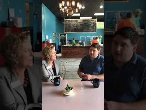 Talking A Taste Of Columbus: 2017 At Donut Central
