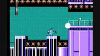 Mega Man 5 - Star Man Perfect Run