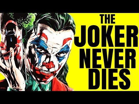 Why The Joker Will Always Matter