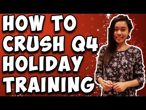 HOLIDAY TRAINING | HOW TO CRUSH Q4 WITH SHOPIFY PRINT ON DEMAND