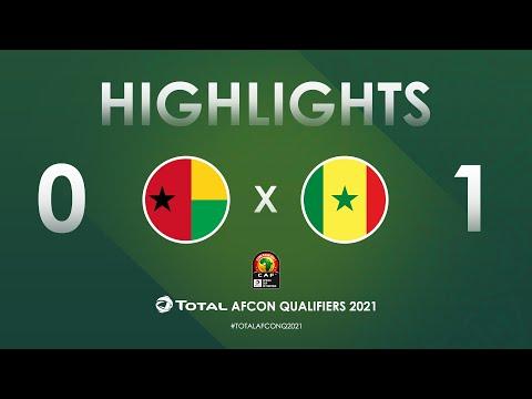 Guinea Bissau Senegal Goals And Highlights