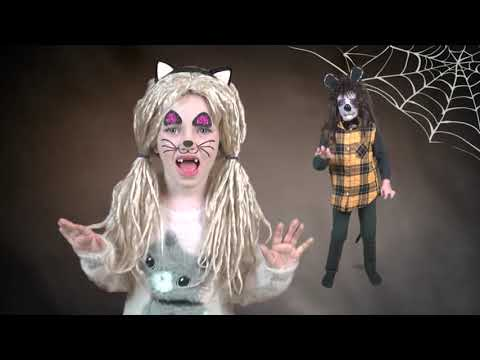 Scary Mouse (all-ages Halloween song) - Little Blue Globe Band