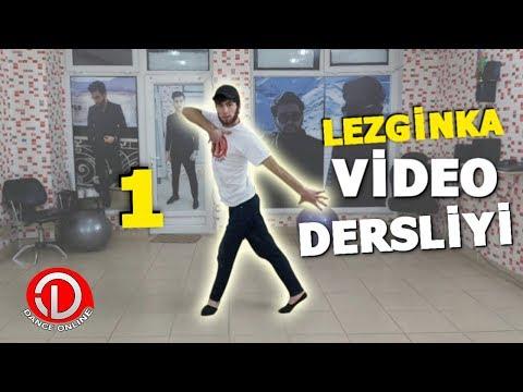 Azərbaycanda Lezginka Rəqslərin pulsuz  Dərsliyi (AVAR DERSİ) 1'ci Dərs #DanceOn