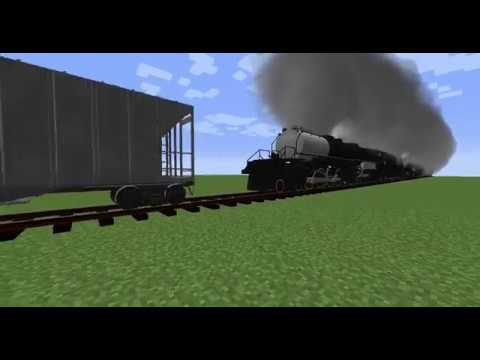 Immersive Railroading Long Train Test by cam72cam