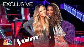 Mariah Carey Remixed The Voice 2018 Digital Exclusive