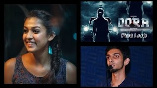 Nayanthara going to sing a song with anirudh in dora .....