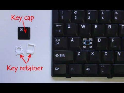 Cara Memperbaiki Keyboard Laptop Yang Rusak Youtube