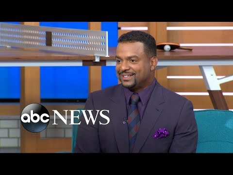 Alfonso Ribeiro brings 'America's Funniest Home Videos' to 'GMA Day'