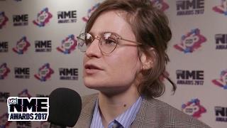 Christine & The Queens' Héloïse Letissier talks second album plans @ VO5 NME Awards 2017