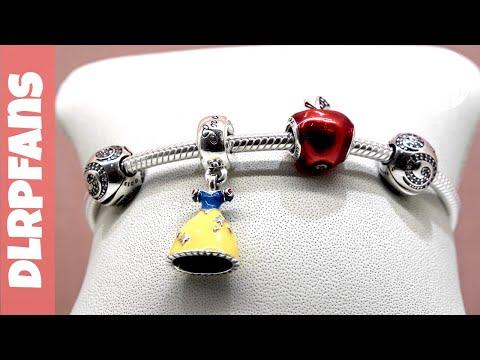 Pandora bracelet and charms Shop at the Walt Disney Studios at Disneyland Paris