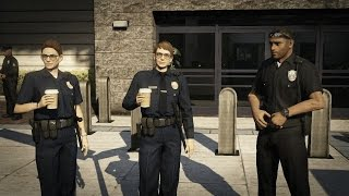 vuclip GTA 5: how to get a police uniform - (GTA 5 police uniform)