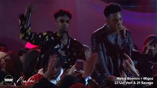 21 Savage No Heart Live At New York Fashion Week