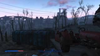 Fallout 4 Punching puppies